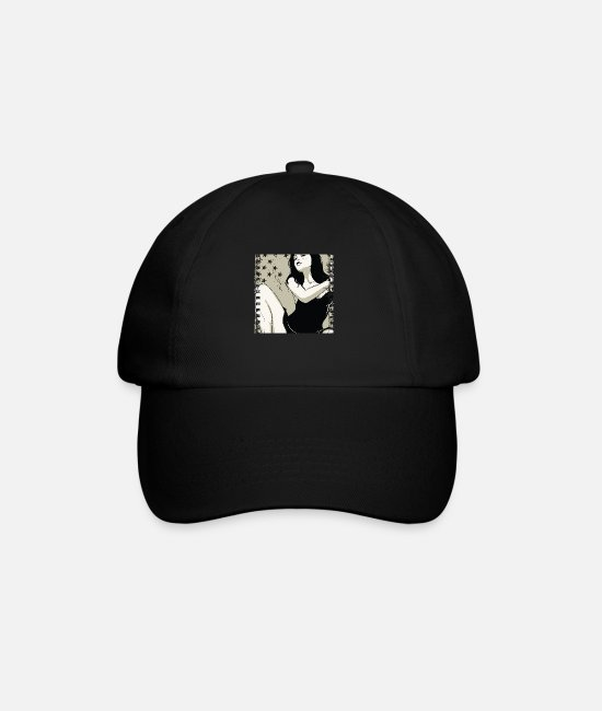 Sexy Caps & Hats - Girlfriend - Baseball Cap black/black