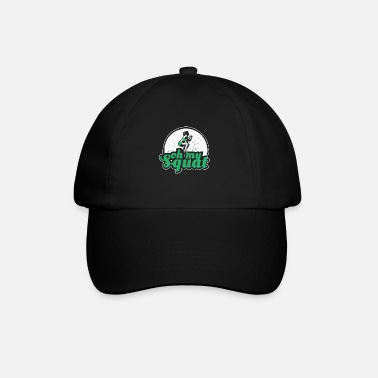 Power Lifting Squat training gift - Baseball Cap
