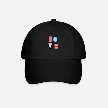 Lovely love - Baseball Cap