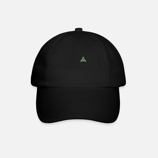 Celebrate Caps & Hats - Holly - Baseball Cap black/black