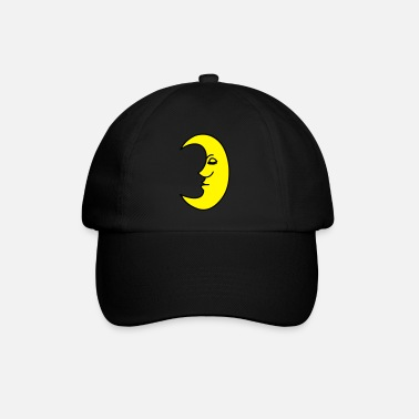 Planet moon - Baseball Cap