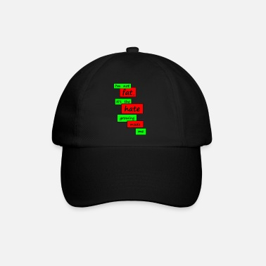 Growing Hate - Baseball Cap