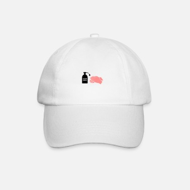 Clean What It Is clean hands - Baseball Cap