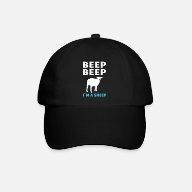 Beep SHEEP: Beep Beep - Baseball Cap