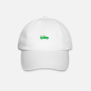 Kleeblatt Lustiges irisches Zitat St Patricks Day Design - Baseball Cap