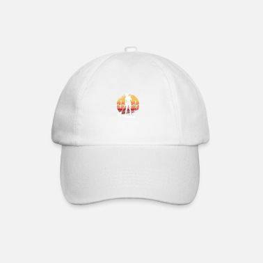 Paddle Heartbeat SUP Cool Women Girls Stand Up Padd - Baseball Cap
