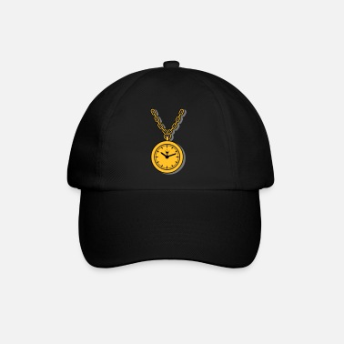 Clock clock chain - Baseball Cap