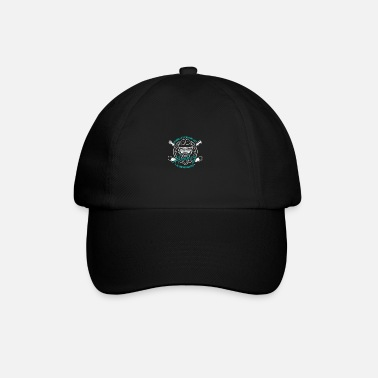 Hockey School Is Important But Hockey Is Importanter - Baseball Cap