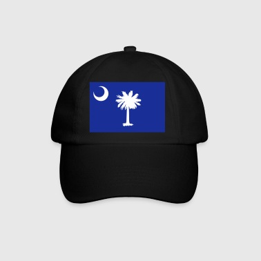 Flag South Carolina - Cappello con visiera