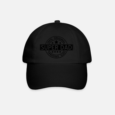 Super Dad super dad - Baseball Cap