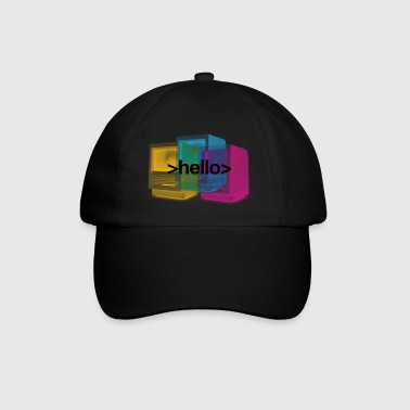 Ferry Corsten 'Hello World' cap - Baseballcap