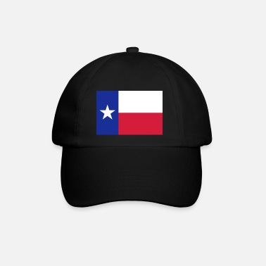 Texas Flag Texas - Baseball Cap