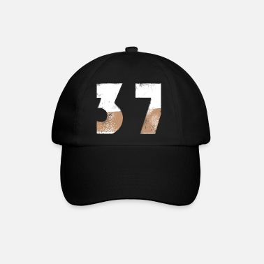 37 block cipher - Baseball Cap