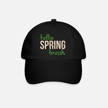 Spring Break Spring Break / Spring Break: Hej Spring Break - Baseball keps