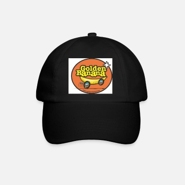 Golden Banana Tribute - Casquette baseball