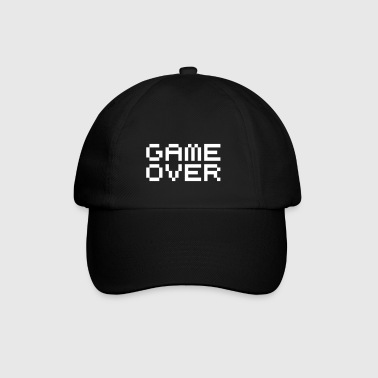 Game over pixels - Baseball Cap