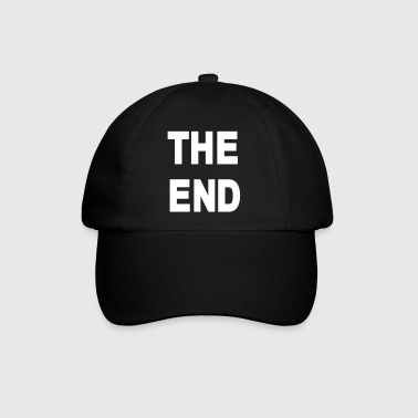 The End - Baseball Cap