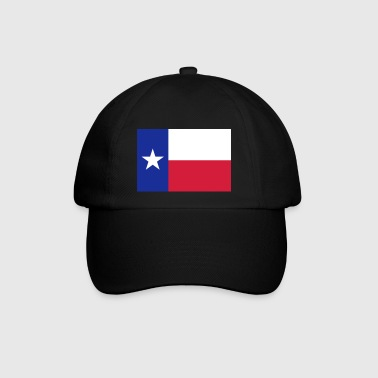 Flag Texas - Baseball Cap