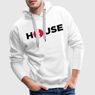 House music! - Men's Premium Hoodie