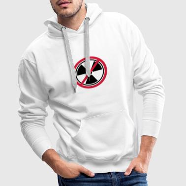 No To Nuclear Power - Men's Premium Hoodie