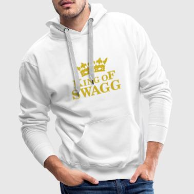 King of SWAGG - Männer Premium Hoodie