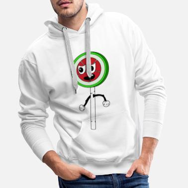 Melon Lollipop - Men's Premium Hoodie