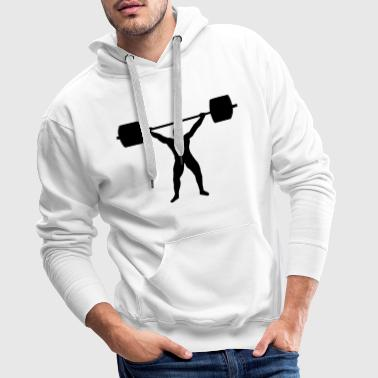 Lifting Weight lifting - Men's Premium Hoodie