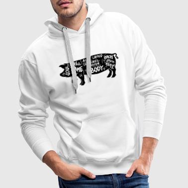 The Soul - Men's Premium Hoodie