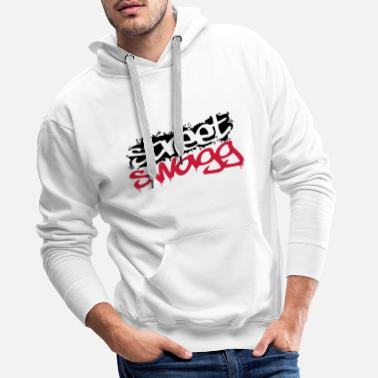 Swagg Street Swagg Tag - Men's Premium Hoodie