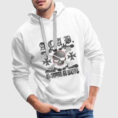 ACAB - ALL CHOPPERS ARE BEAUTIFUL - - Men's Premium Hoodie