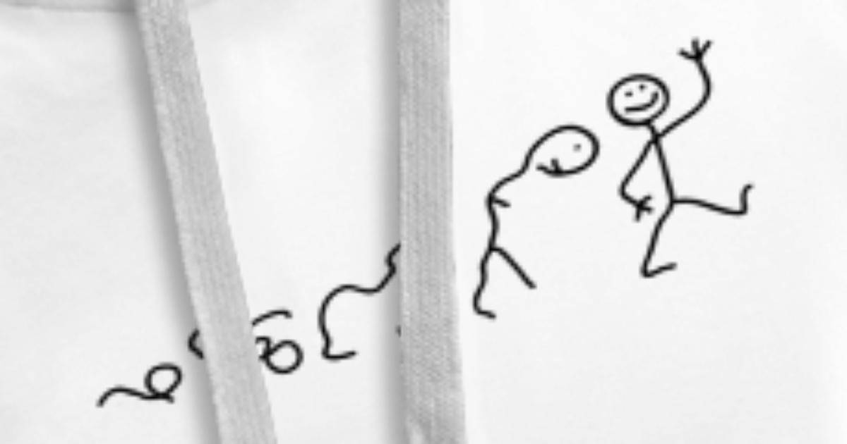 L évolution de la ligne. L émergence de la marque Sweat à capuche premium  Homme   Spreadshirt 25e161937d6a