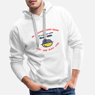 Asian Asian - Men's Premium Hoodie