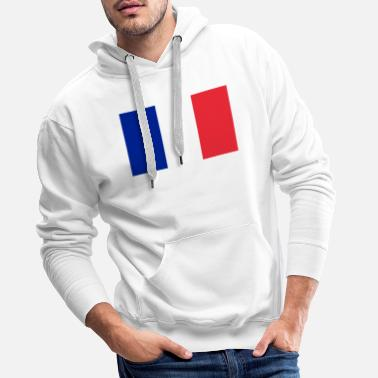 French Flag French flag - Men's Premium Hoodie
