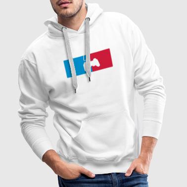 Gaming League - Men's Premium Hoodie