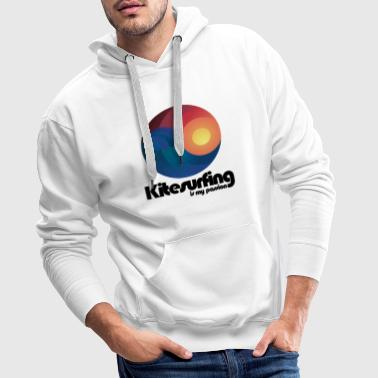 Kitesurfing is my Passion - Männer Premium Hoodie