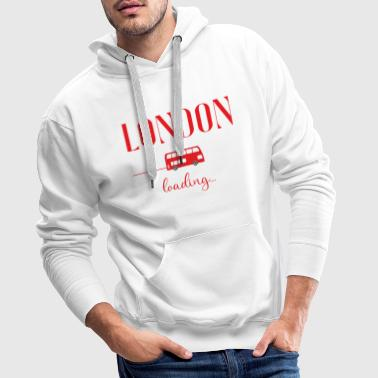 London - Sight Seeing - City Break - Gift - Men's Premium Hoodie