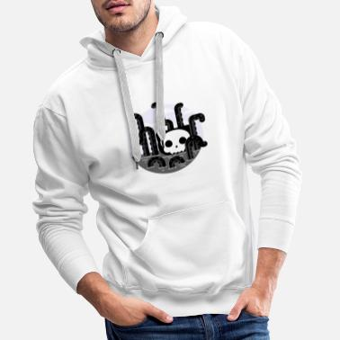 Cat octopus | Monster cat Github | Css | Web - Men's Premium Hoodie