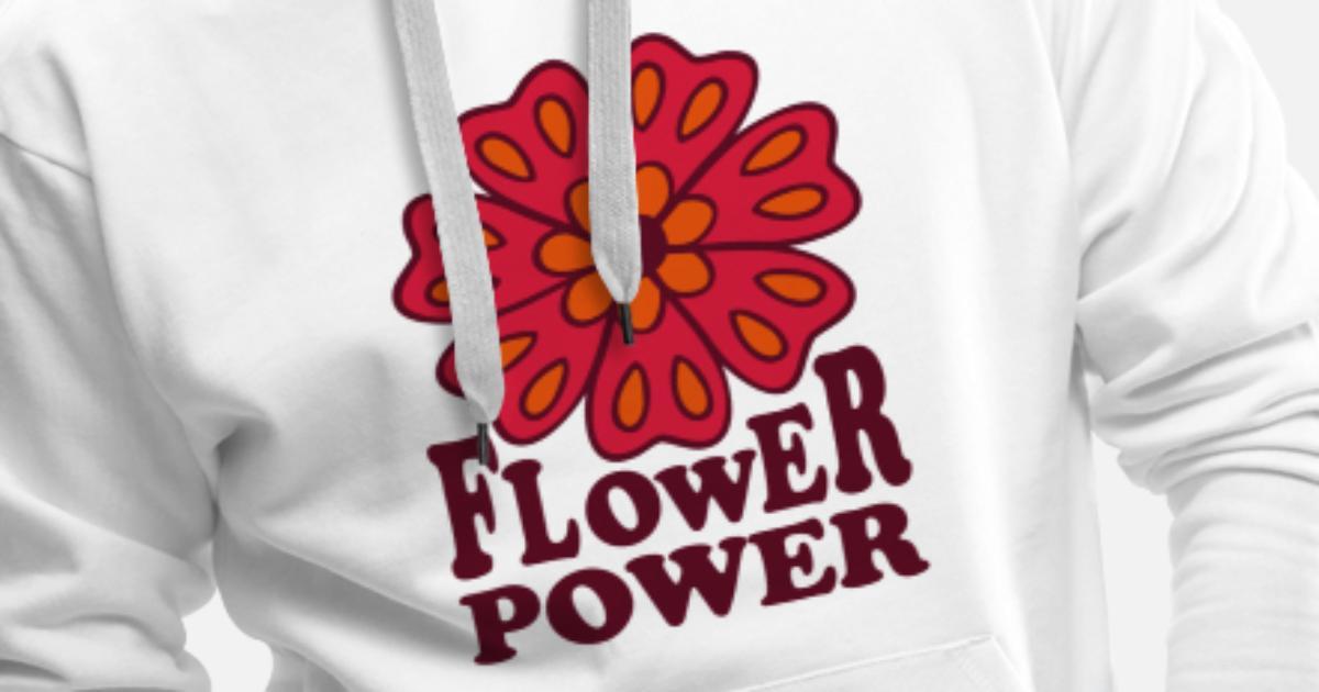 Woodstock Fin Du Flower Power Flowers Healthy