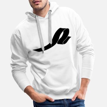 Sangle plié de fer sangle _p1 - Sweat-shirt à capuche Premium pour hommes