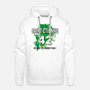 42 moulant shirt Homme Spreadshirt SAINT T ETIENNE Awxaq5CO7n