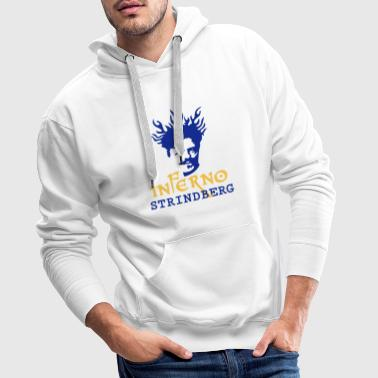 Inferno Strindberg Literature ED. - Men's Premium Hoodie