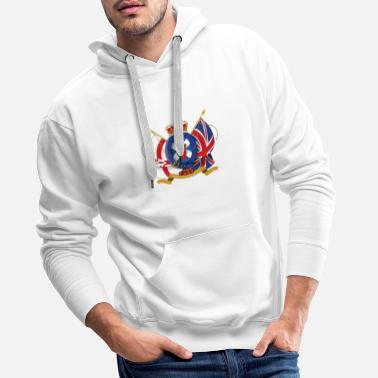 Protestant Scottish Loyalists - Men's Premium Hoodie