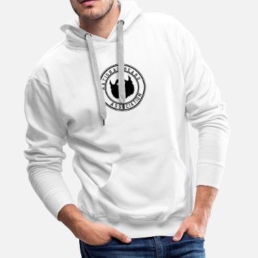 Association National Beard Association - Mannen premium hoodie
