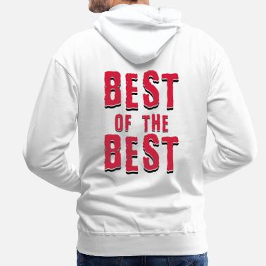Best Boarder Best of the best - Miesten premium huppari