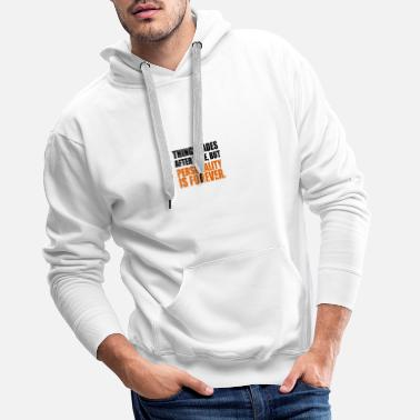 Person personality - Men's Premium Hoodie