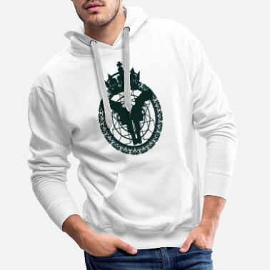 Shooting shooting club - Men's Premium Hoodie