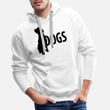 Puppy puppies - Men's Premium Hoodie