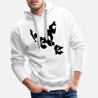 Dove Of Peace Dove of Peace - Men's Premium Hoodie