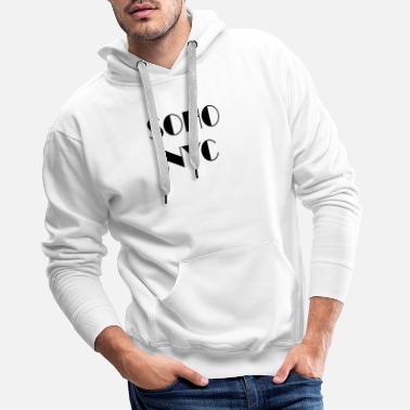SOHO NYC - SOHO New York - Sweat à capuche premium Homme