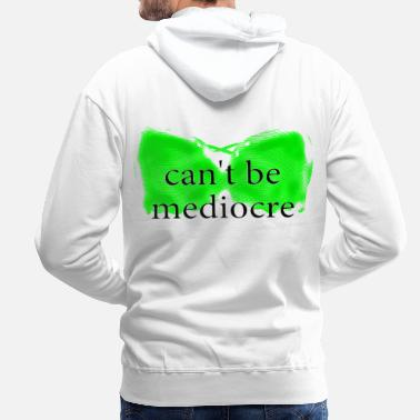 Sea Underwear 2reborn can't be mediocre confident sexy bikin - Men's Premium Hoodie